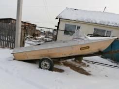 Крым. 1991 год год, длина 4,30м., двигатель без двигателя
