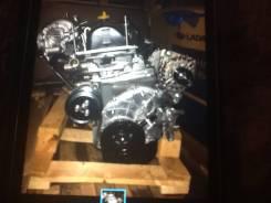 Двигатель в сб Шеви Нива