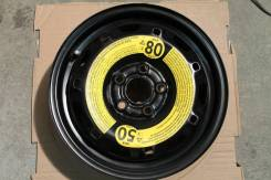 """Оригинальный диск штамповка Volkswagen (Skoda). x14"""", 5x100.00, ET35, ЦО 57,1мм."""