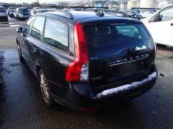 Крыло. Volvo V50