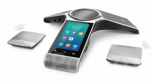 70cbf6392a1 IP-конференц-телефон Yealink CP960-WirelessMic (IP телефония ...