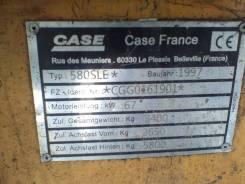 Case. Экскаватор погрузчик CASE, 1,00куб. м.