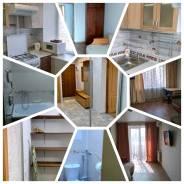 2-комнатная, улица Хабаровская 27. Железнодорожный, частное лицо, 47кв.м.