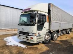 Hino Ranger. грузовик фургон, 6x2