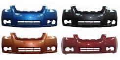 Новый окрашенный бампер Chevrolet AVEO (T250) 06-12г