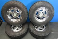 265/70R16 Bridgestone Dueler A/T 694 Raguna 6х139,7 7j +26 Япония б/п