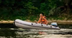 Мастер лодок Rush 3000 СК. 2019 год год, длина 3,00м., двигатель подвесной, 9,80л.с., бензин