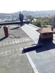 Ремонт крыши мягкая кровля, гидроизоляция, компания ProGroup.