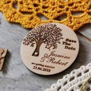 Пригласительные на свадьбу из дерева. Гербы, Монограммы, Вензель