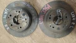 Тормозной диск Honda Inspire, задний UA4