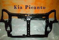 Рамка радиатора. Kia Morning Kia Picanto, BA, SA Двигатели: D3FA, G4HE, G4HG