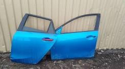 Задняя левая дверь Mazda 3 axela BL [BBY67302XG]