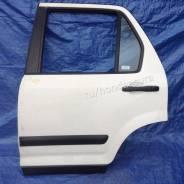 Дверь задняя левая для Хонда срв 02-06