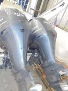 Yamaha. 300,00л.с., 4-тактный, бензиновый, нога X (635 мм), 2018 год