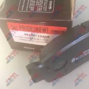 Колодки тормозные дисковые передние FPK01N Frixxa Kia/Hyundai Rio