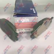 Колодки тормозные дисковые передние 58101-1GA00 Hyundai/Kia Kia/Hyundai Rio