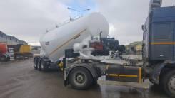 Gurlesenyil. Вакуумный цементовоз новый, 30 000кг. Под заказ