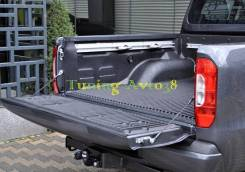 Вкладыши в кузов. Mercedes-Benz X-Class Двигатели: OM642LSDE30LA, OM699