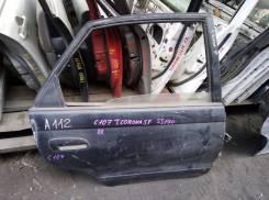 Дверь боковая. Toyota Corona SF, ST190
