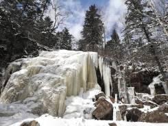 Шкотовские водопады.