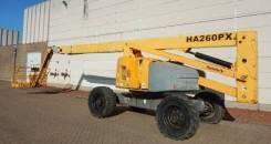 Haulotte HA260 PX. Б/У самоходный дизельный коленчатый подъемник Haulotte HA 260 PX, 26,00м. Под заказ