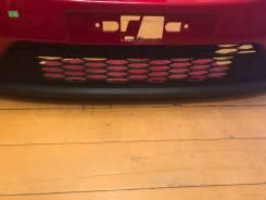 Бампер передний Honda Fit Gp5 2014