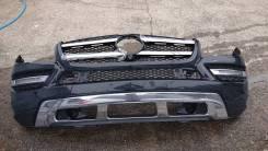 Передний бампер Mercedes-Benz W166. GLE