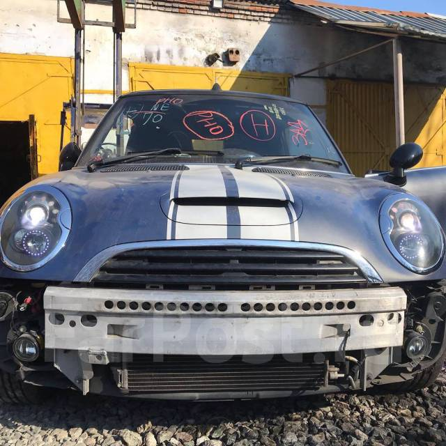 фары Xenonлинза на Mini Cooper S R52 R53 автозапчасти в находке