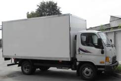 Hyundai HD65. HD-65 DLX фургон сэндвич панели 60 мм (4.4*2.2*2.2), ЦТТМ, 4x2