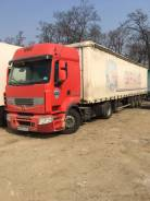 General Trailers. Полуприцеп штора, 30 000 кг.