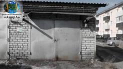 Гаражи капитальные. улица Советская 80, р-н Биробиджанский, 24,0кв.м., электричество, подвал.