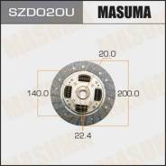 Диск сцепления. Suzuki: Escudo, Liana, Esteem, Cultus, Swift, Kei, Aerio, Vitara, Cultus Crescent Двигатели: M16A, M18A, G13, G13B, G16A