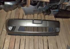 Бампер передний Ford Fiesta Форд Фиеста 2002-2008