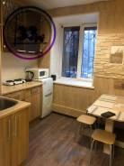 3-комнатная, улица Уткинская 5а. Центр, 70,0кв.м. Кухня