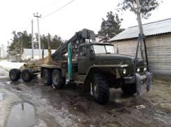 Урал 5557. Продам Урал-5557 с гидроманипулятором, 6x6