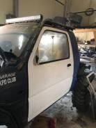 Комплект пластиковых дверей для Suzuki Jimny