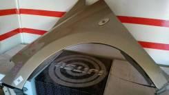 Крыло. Nissan Tiida, C11, C11X