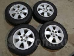"195/65 15 колеса для Toyota 5/114,3 + Yokohama. 6.0x15"" ET50"