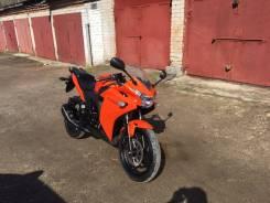 ABM X-moto. 250куб. см., исправен, птс, с пробегом