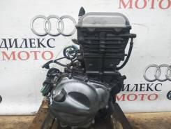 Двигатель в сборе. Kawasaki