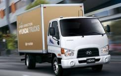 Hyundai HD65. HD-65 DLX фургон сэндвич панели 80 мм (4.4*2.2*2.2), ЦТТМ, 4x2