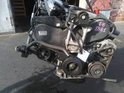 Двигатель TOYOTA MARK II QUALIS, MCV25, 2MZFE, EB8661, 074-0044720