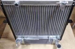 Радиатор охлаждения двигателя. Kia Sorento, BL Двигатель D4CBAENG