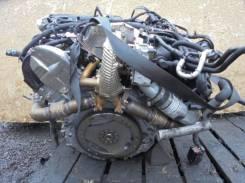Двигатель (ДВС) 3.0TDI C V V Туарег 2015г