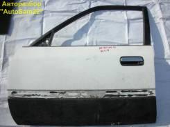 Дверь Toyota Corona #T170 4A-FE 1990 лев. перед.