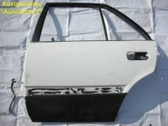 Дверь Toyota Corona #T170 4A-FE 1990 лев. зад.