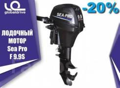 Sea-Pro. 9,90л.с., 4-тактный, бензиновый, нога S (381 мм), 2019 год