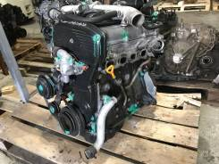 Двигатель в сборе. Kia Potentia Kia Clarus Kia Sportage Двигатели: FE, FED, FEDOHC, FET