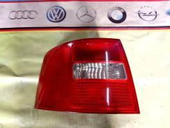 Задний фонарь. Audi A6 Avant Audi A6, 4B2, 4B4, 4B5, 4B6, C5, 4B/C5 AQD, BFC, ATQ, APU, AMX, AML, AQE, ACK, ALG, ALF, ANB, BND, ASN, ASM, APS, APR, AL...