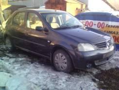 Продам дверь боковую Renault Logan 1